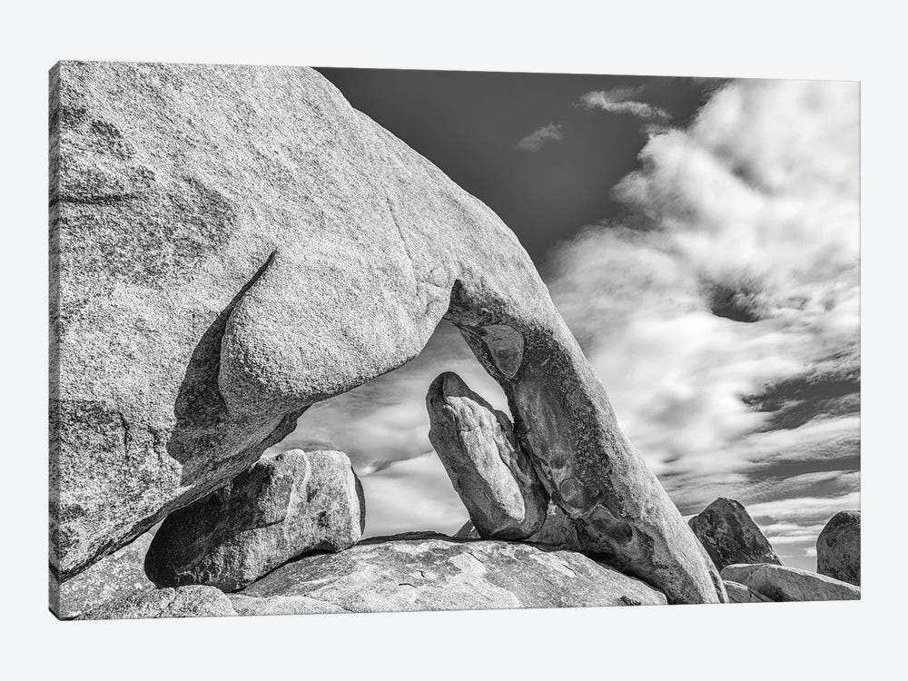 An Opening In Arch Rock by Joseph S. Giacalone 1-piece Canvas Wall Art