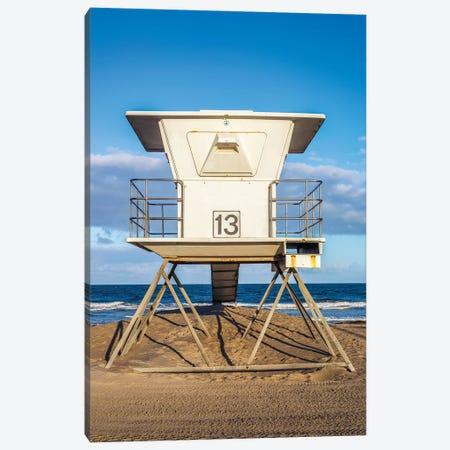 Mission Beach 13 Canvas Print #JGL197} by Joseph S. Giacalone Canvas Artwork