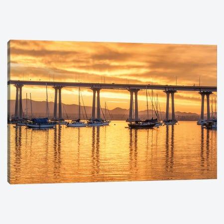 Burnt Orange, Coronado Canvas Print #JGL219} by Joseph S. Giacalone Canvas Art