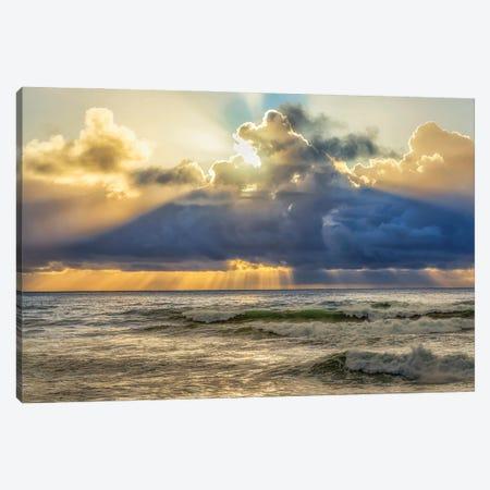 Heaven's Shine Canvas Print #JGL229} by Joseph S. Giacalone Canvas Art Print