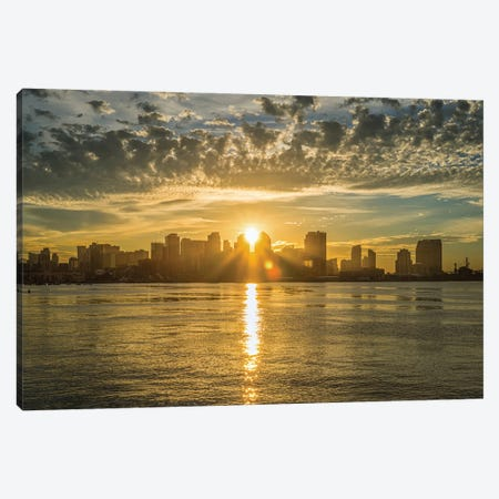 In The Middle Canvas Print #JGL29} by Joseph S. Giacalone Canvas Print