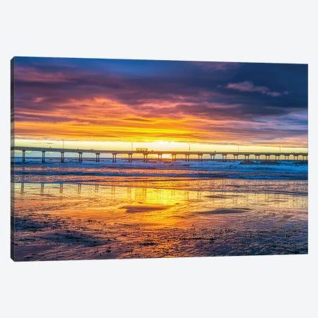 Coastal Colors Canvas Print #JGL58} by Joseph S. Giacalone Canvas Artwork