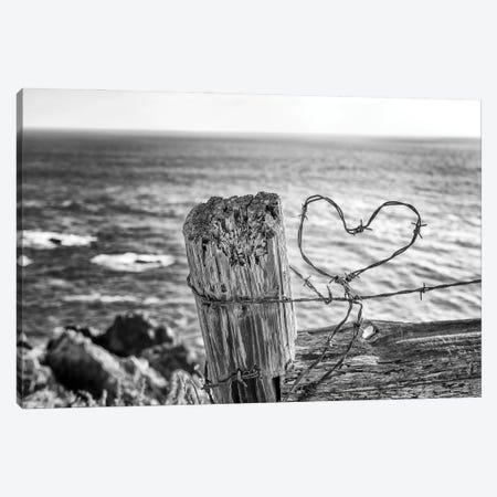 Love On The Coast I Canvas Print #JGL67} by Joseph S. Giacalone Canvas Art