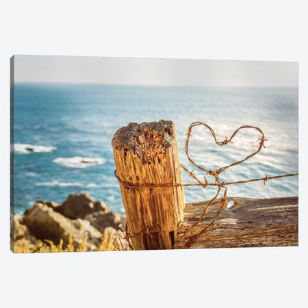 Love On The Coast II Canvas Print #JGL68} by Joseph S. Giacalone Canvas Print