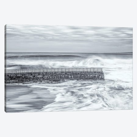 Surrounded By Sea Canvas Print #JGL71} by Joseph S. Giacalone Canvas Wall Art