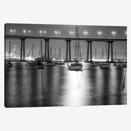 Caught In The Light Canvas Print #JGL72} by Joseph S. Giacalone Canvas Artwork