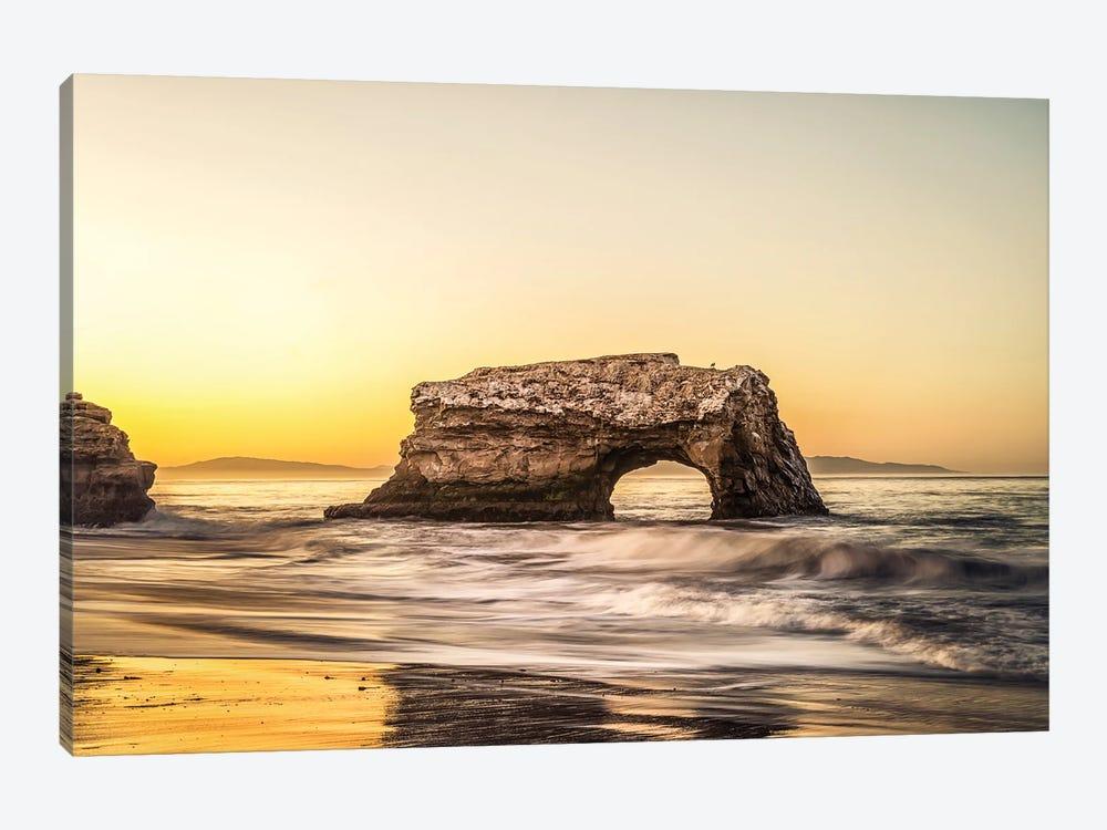 Santa Cruz Sunrise by Joseph S. Giacalone 1-piece Art Print