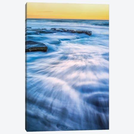 Sheet Music On The Coast Canvas Print #JGL7} by Joseph S. Giacalone Canvas Art Print