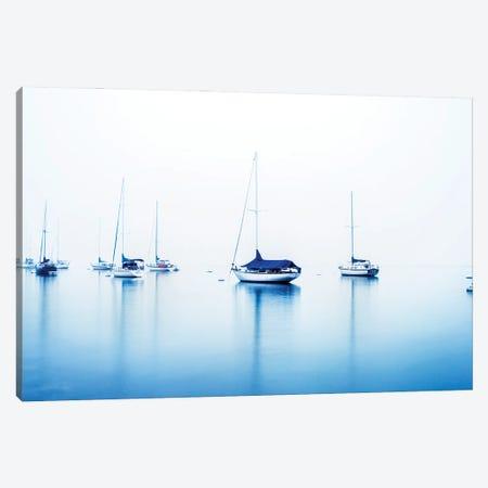 Silky Harbor I Canvas Print #JGL80} by Joseph S. Giacalone Canvas Art Print