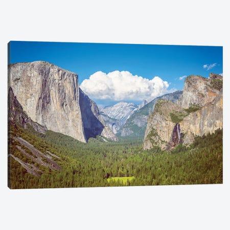 Yosemite Valley Magic Canvas Print #JGL81} by Joseph S. Giacalone Canvas Print