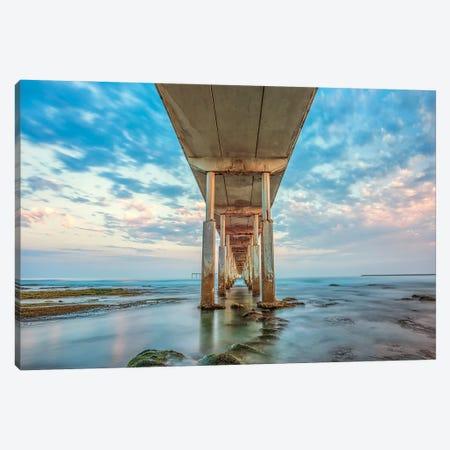 Below The Sky Canvas Print #JGL87} by Joseph S. Giacalone Canvas Artwork