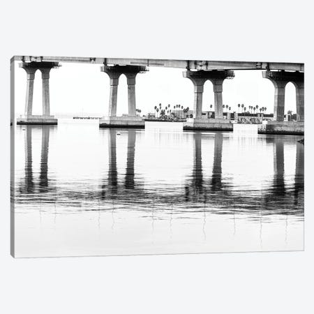 4 In Reflection Canvas Print #JGL92} by Joseph S. Giacalone Canvas Wall Art