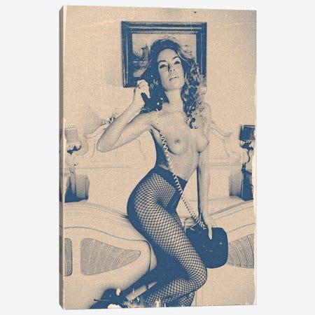 Call Me Baby III Canvas Print #JGM13} by Jordi Gomez Art Print