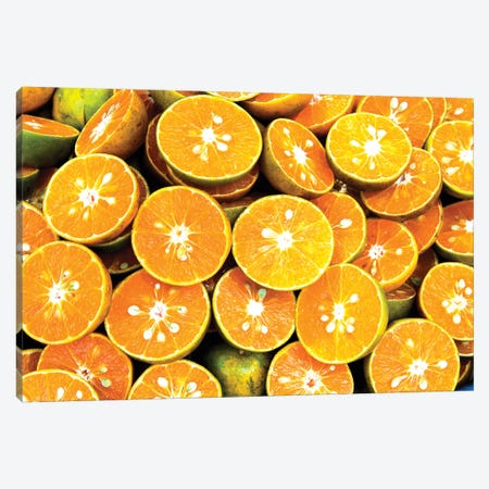 Asian Oranges Canvas Print #JGM3} by Jordi Gomez Canvas Art Print