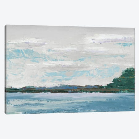 Lakeside Canvas Print #JGN15} by Jenny Green Canvas Art Print