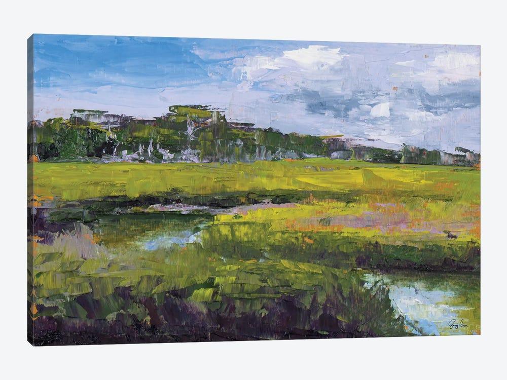 Meadow by Jenny Green 1-piece Canvas Print