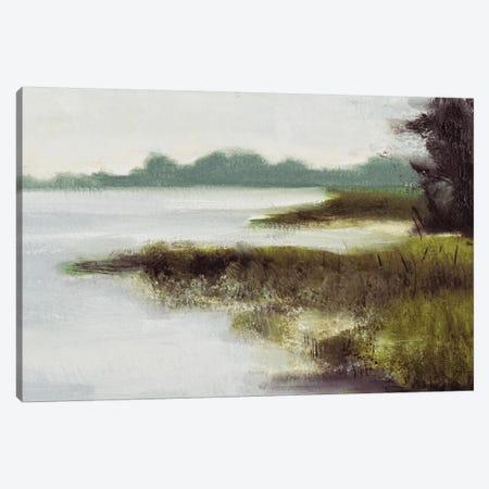 On an Island Canvas Print #JGN17} by Jenny Green Canvas Art Print