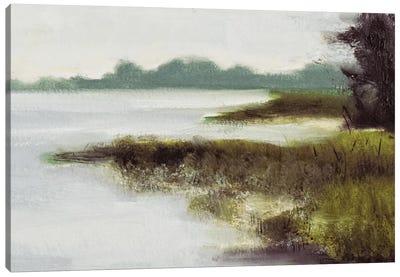 On an Island Canvas Art Print