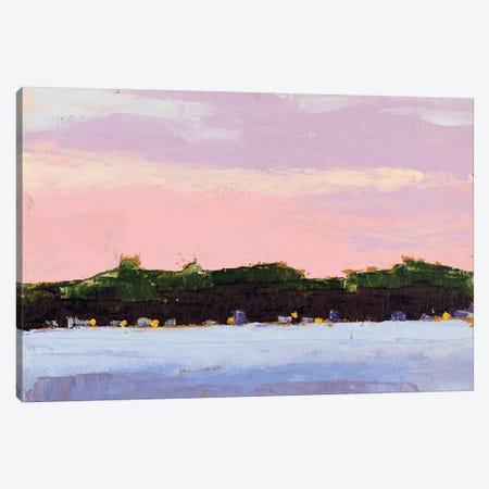 Across the Lake Canvas Print #JGN23} by Jenny Green Canvas Art Print