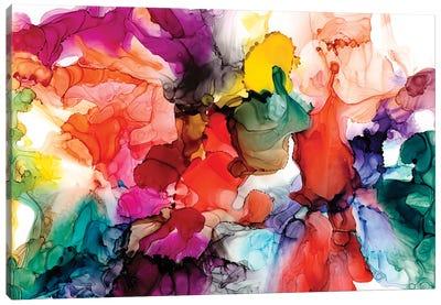 Jeweltone Prism III Canvas Art Print