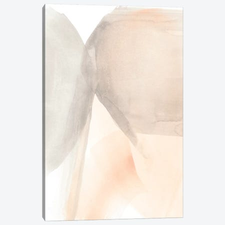 Light Touch II Canvas Print #JGO1010} by Jennifer Goldberger Canvas Artwork