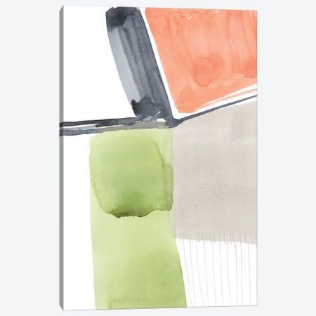 Minimal Composition I Canvas Print #JGO1013} by Jennifer Goldberger Canvas Wall Art
