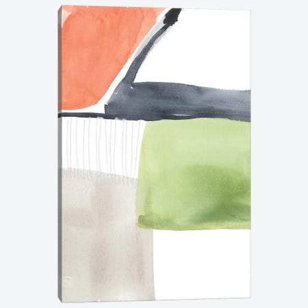 Minimal Composition II Canvas Print #JGO1014} by Jennifer Goldberger Canvas Print