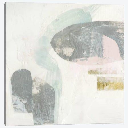 Muted Clusters II 3-Piece Canvas #JGO1016} by Jennifer Goldberger Canvas Print