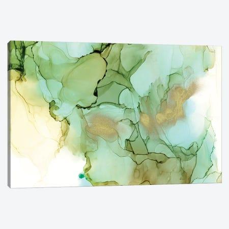 Spa Cavern I Canvas Print #JGO1021} by Jennifer Goldberger Canvas Print