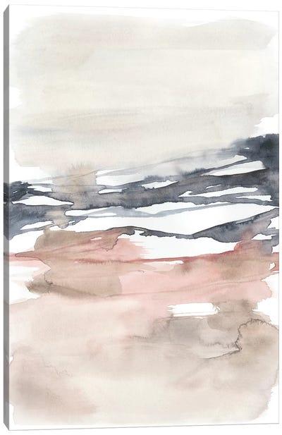 Tiered Horizon Line I Canvas Art Print