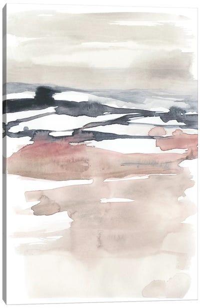 Tiered Horizon Line II Canvas Art Print