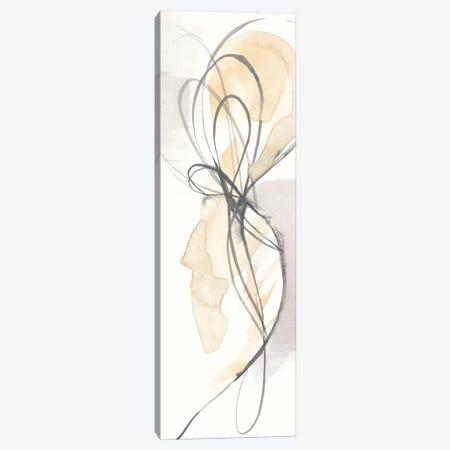 Twist Tie I Canvas Print #JGO1031} by Jennifer Goldberger Canvas Artwork