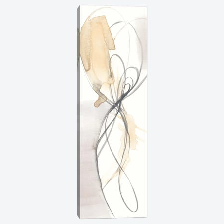 Twist Tie II Canvas Print #JGO1032} by Jennifer Goldberger Canvas Art