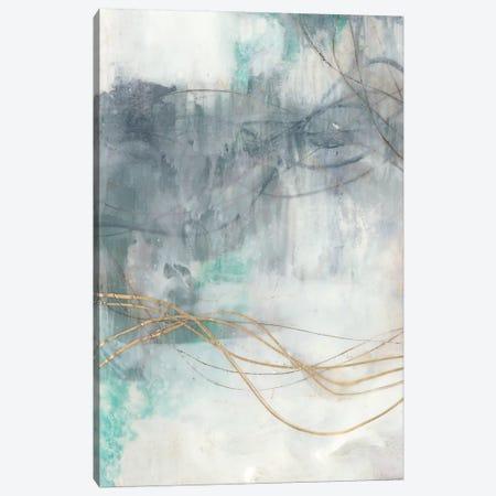 Undulating Oro I Canvas Print #JGO1035} by Jennifer Goldberger Art Print