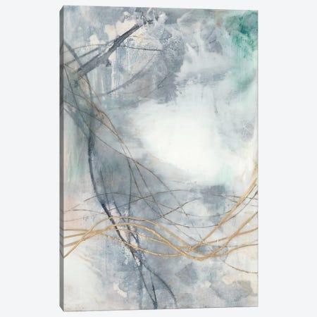Undulating Oro II Canvas Print #JGO1036} by Jennifer Goldberger Art Print