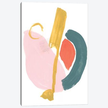 Mod Mixup II Canvas Print #JGO1050} by Jennifer Goldberger Canvas Art