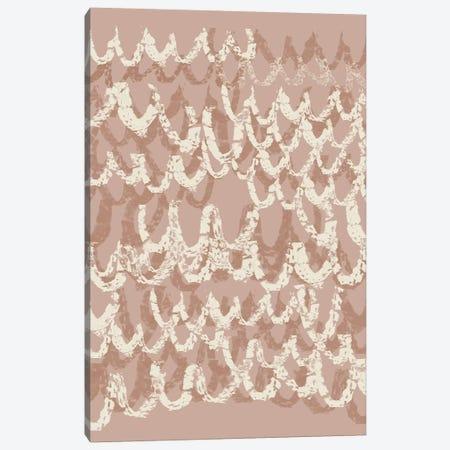 Scalloped IV Canvas Print #JGO1083} by Jennifer Goldberger Canvas Print
