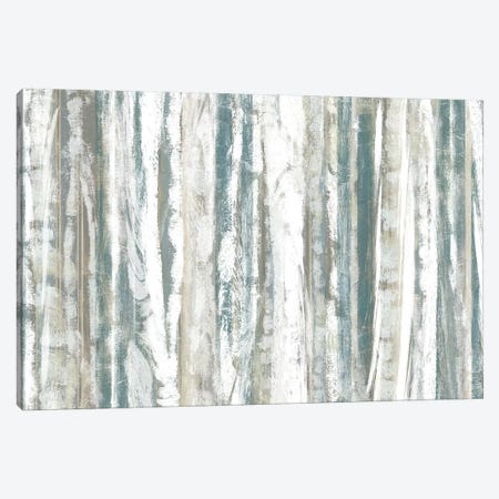 Treeline Strata I Canvas Print #JGO1090} by Jennifer Goldberger Canvas Artwork