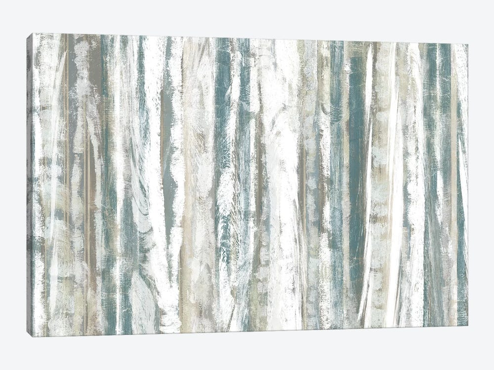 Treeline Strata I by Jennifer Goldberger 1-piece Canvas Wall Art