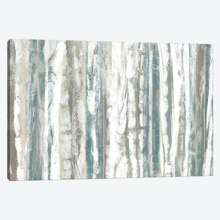 Treeline Strata II 3-Piece Canvas #JGO1091} by Jennifer Goldberger Canvas Wall Art