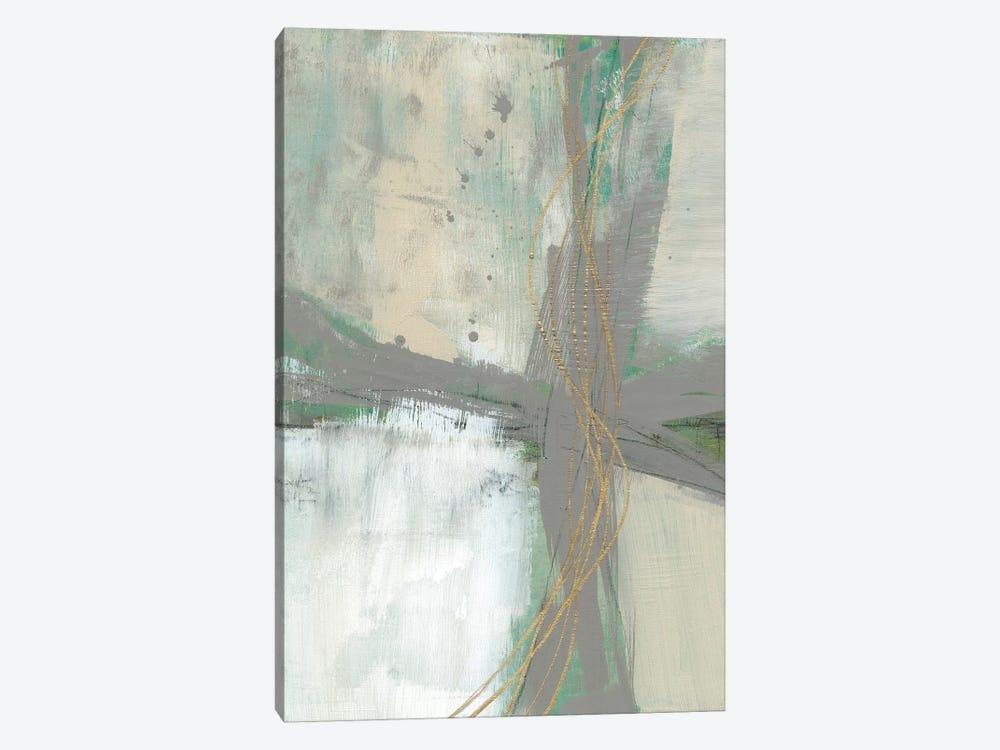 Golden Weave II by Jennifer Goldberger 1-piece Art Print