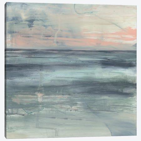 Pastel Coast I Canvas Print #JGO1132} by Jennifer Goldberger Canvas Print