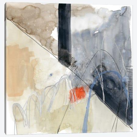 Abstract Coordinates VI Canvas Print #JGO1155} by Jennifer Goldberger Canvas Artwork