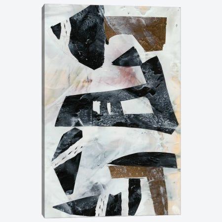 Tribal Collage II Canvas Print #JGO115} by Jennifer Goldberger Canvas Artwork