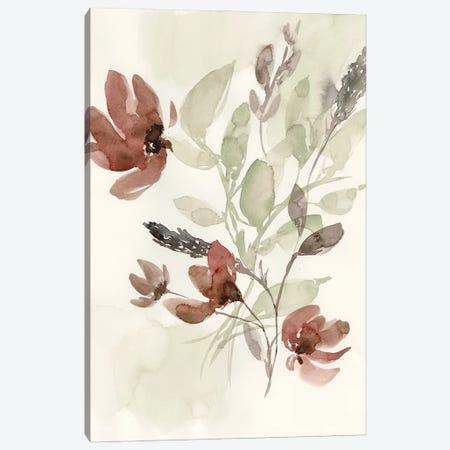 Dusty Flower Composition II Canvas Print #JGO1166} by Jennifer Goldberger Canvas Print