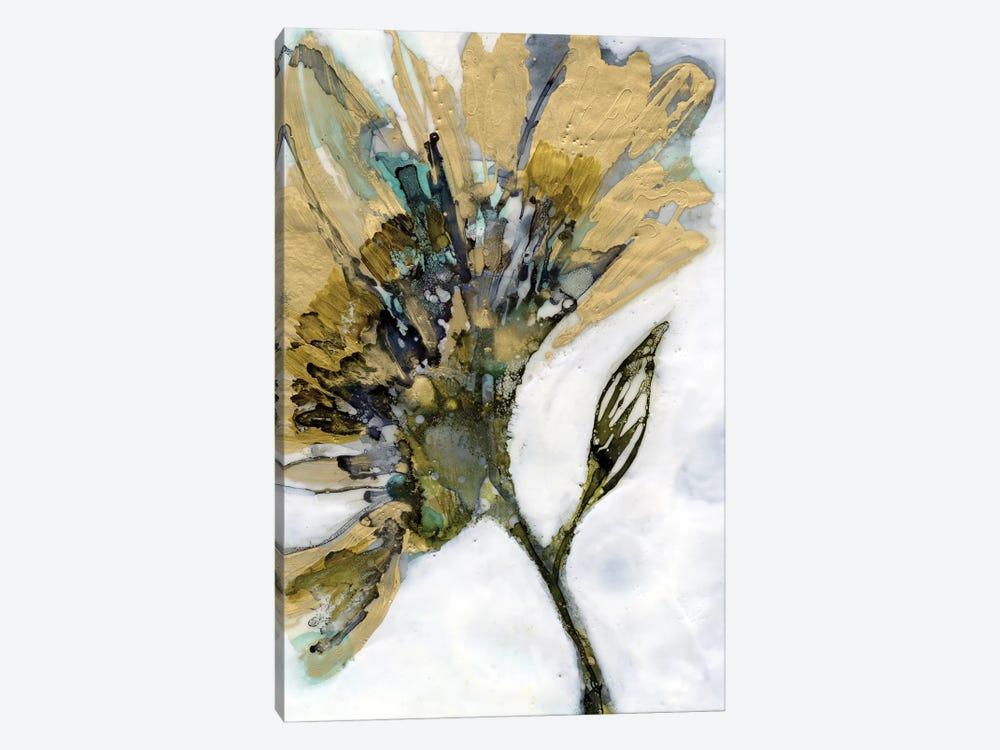 Flower Alloy II by Jennifer Goldberger 1-piece Canvas Art Print