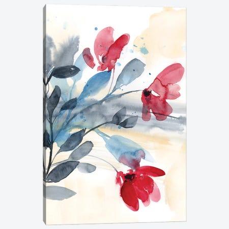 Flower Surprise I Canvas Print #JGO1183} by Jennifer Goldberger Canvas Art