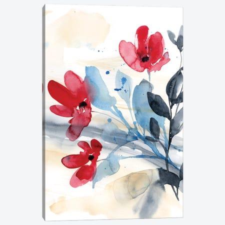 Flower Surprise II Canvas Print #JGO1184} by Jennifer Goldberger Canvas Print