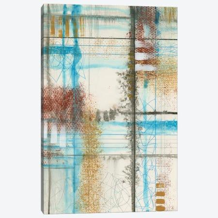 Primary Lineage III Canvas Print #JGO1201} by Jennifer Goldberger Canvas Art Print