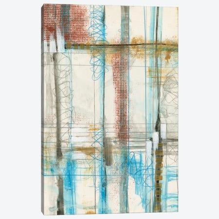 Primary Lineage IV Canvas Print #JGO1202} by Jennifer Goldberger Canvas Art Print